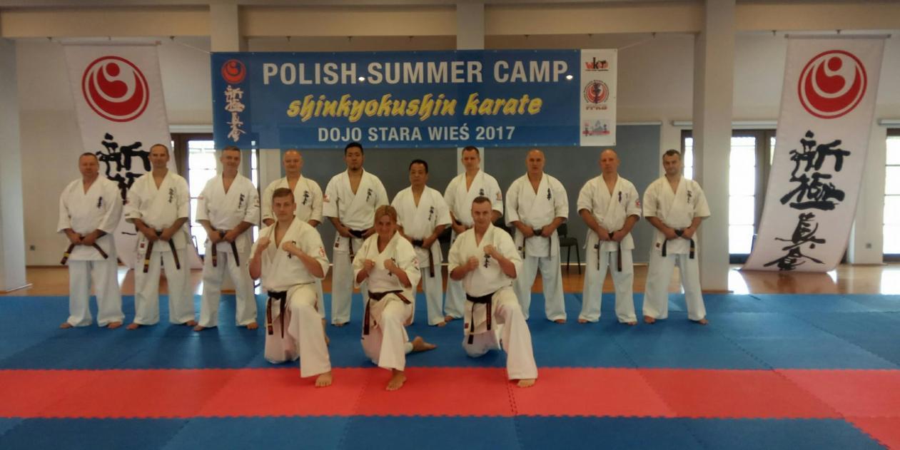 Obóz Letni PFKS 2017