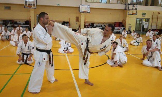 Seminarium z Shihan Juan Carlos Escalera – Ełk 2017